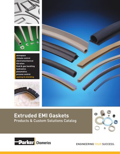 Extruded EMI Gaskets Products & Custom Solutions Catalog
