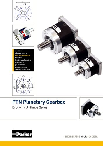 PTN Planetary Gearbox