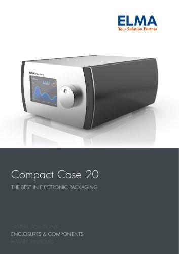 Brochure Design Enclosure Compact Case 20_E