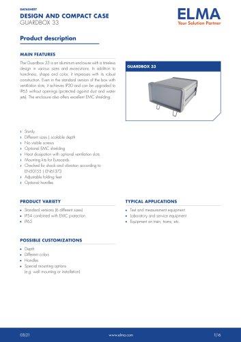 Guardbox 33_Datasheet_E
