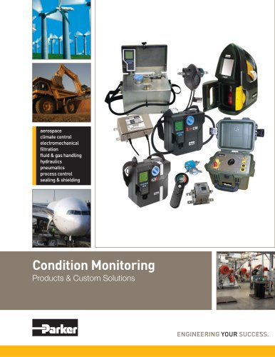 Conditioning and Monitoring Solutions for WIND