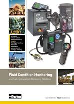 Fluid Condition Monitoring and Fuel Hydrocarbon Monitoring Solutions