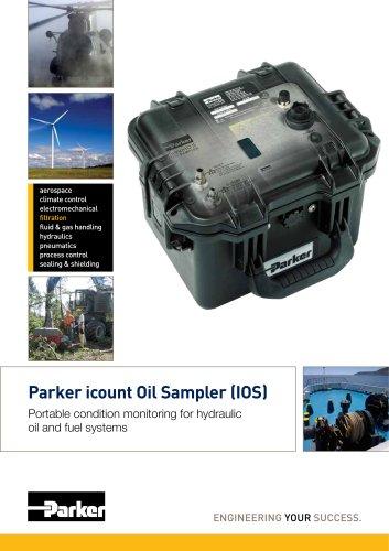 Parker icount Oil Sampler