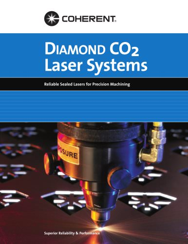 DIAMOND CO2 Laser Systems