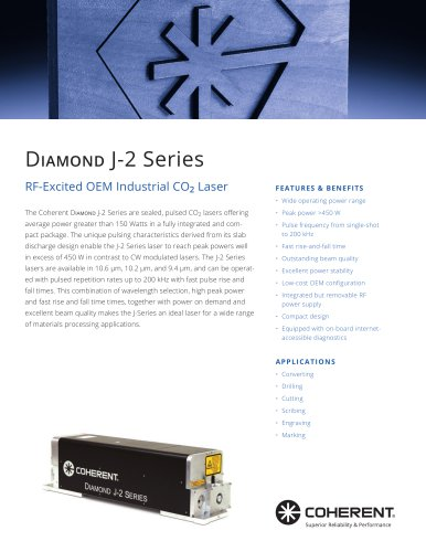 Diamond J-2 Series