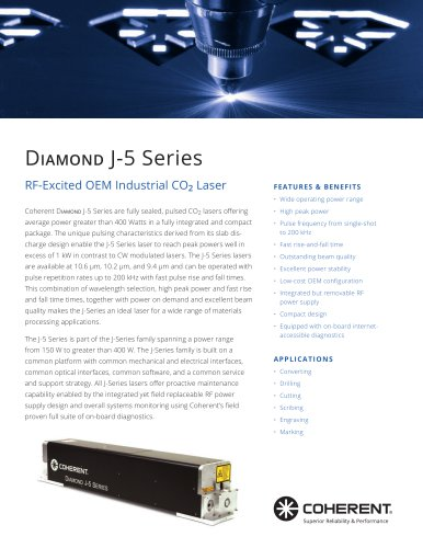 Diamond J-5 Series