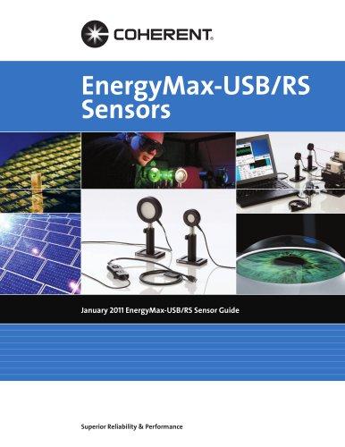 EnergyMax-USB/RS Sensors