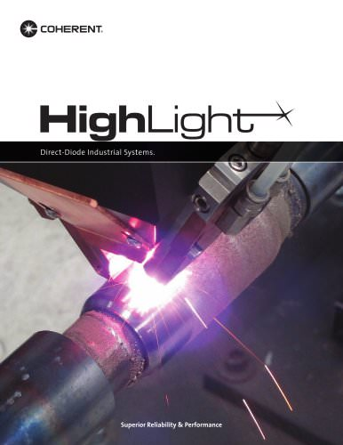 HighLight Direct Diode Industrial Systems