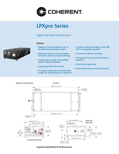 LPXpro Series