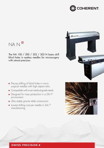 Needle Drill System