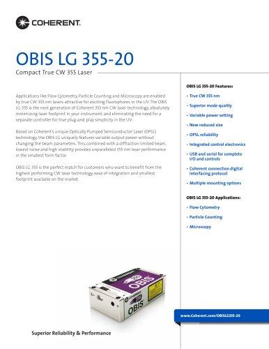OBIS LG 355-20