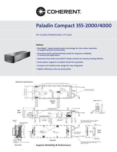 Paladin Compact 355-2000/4000 Air-Cooled