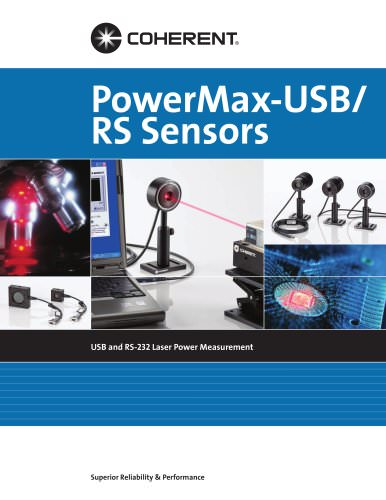 PowerMax-USB/ RS Sensors