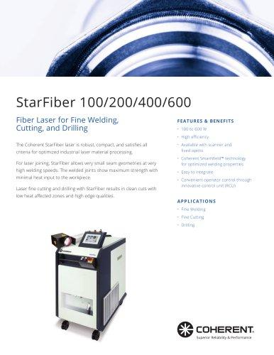 StarFiber 100/200/400/600