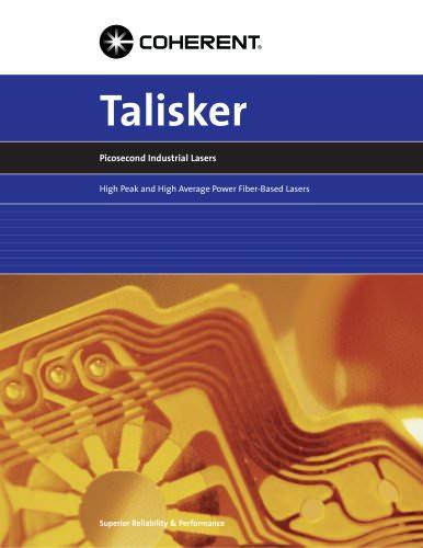 Talisker Brochure
