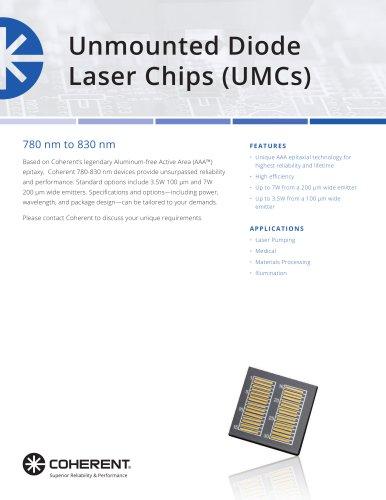 UMC 780-830nm