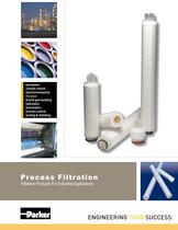 Process Filtration Filtration Products For Industrial Applications
