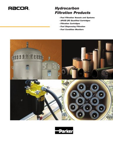 Hydrocarbon Filtration Products