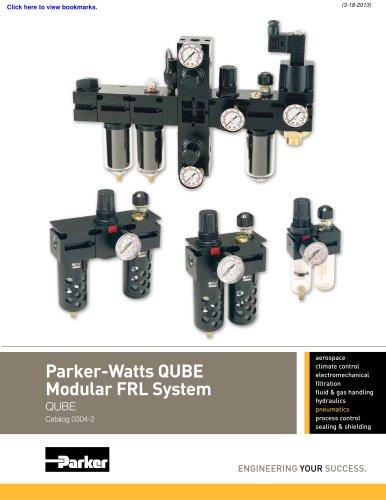 QUBE Modular FRLs