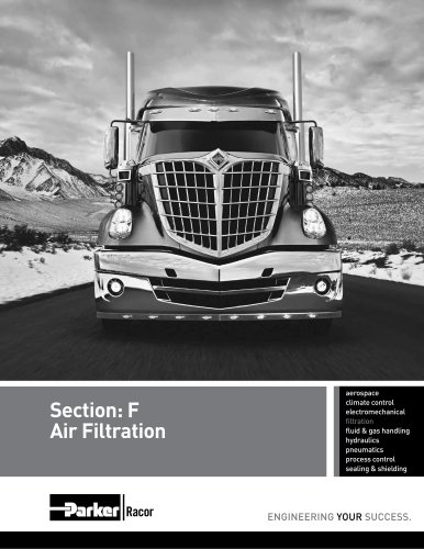 Section: F Air Filtration