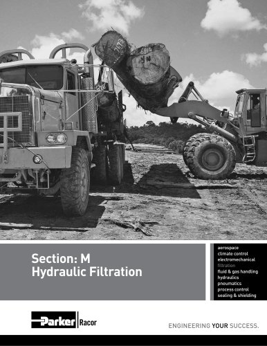 Section: M Hydraulic Filtration