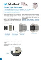 Cartridge Systems A simple cost effective way of securing tubes within your product - 4