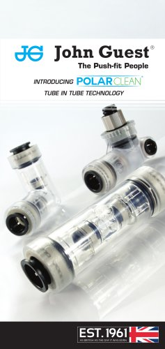 introducing POLAR CLEAN TUBE IN TUBE TECHNOLOGY