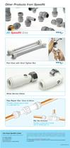 JG Speedfit® Blue - A new improved range of Push Fit Fittings for Cold Water Services - 6