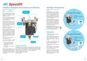 JG Speedfit ® Underfloor Heating Systems - Energy Saver Manifold System - 10