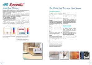 JG Speedfit ® Underfloor Heating Systems - Energy Saver Manifold System - 4