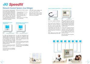 JG Speedfit ® Underfloor Heating Systems - Energy Saver Manifold System - 5