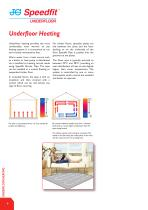 THE PUSH-FIT SOLUTION FOR UNDERFLOOR HEATING - 6