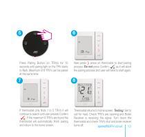 Wireless Thermostats - 12