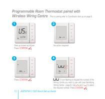 Wireless Thermostats - 9