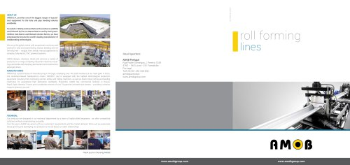 Rollforming