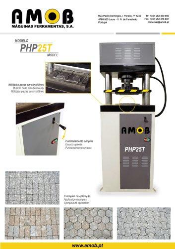 Stone splitter - PHP25T