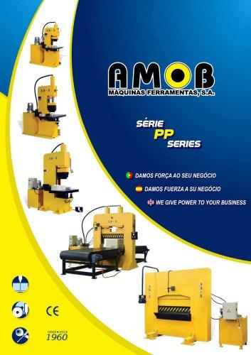 Stone splitter - PP series