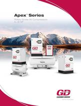 Rotary Screw Air Compressors 5 ? 15 HP