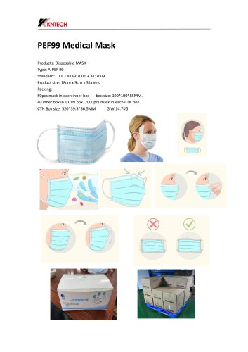 PERF99 Medical Mask