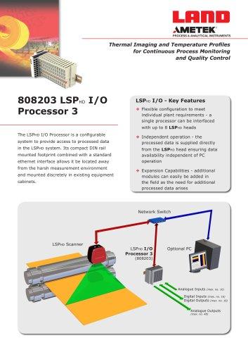 808203 LSP-HD I/O Processor 3
