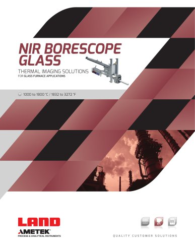 NIR BORESCOPE GLASS