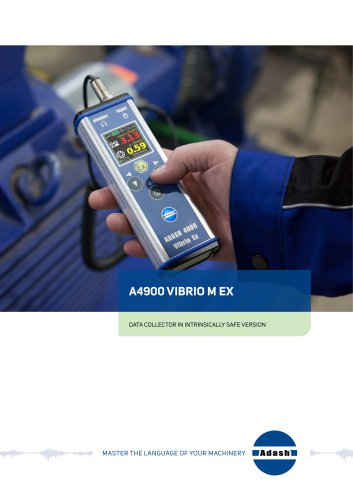 Vibration meter Vibrio M EX