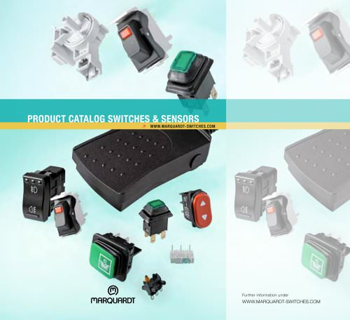 PRODUCT CATALOG SWITCHES AND SENSORS