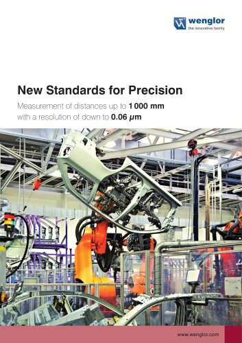 New Standards for Precision