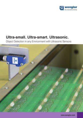 Product Flyer Ultrasonic