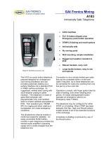 A103 Intrinsically Safe Telephone - 1