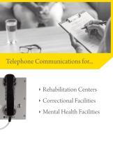 Behavioral Health Telephones - 4