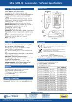 Commander GSM (GSM-R) - 2