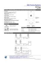 EZ Page  Intercom system - 2
