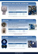 GAI-Tronics product overview catalogue - 7